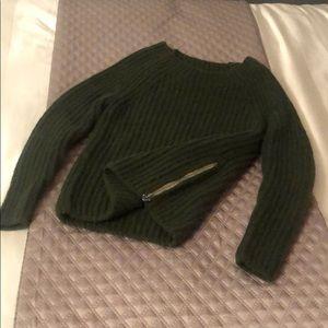 True Religion Knit Sweater - Green